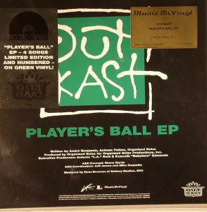 OUTKAST - Player's Ball EP (Record Store Day Black Friday)