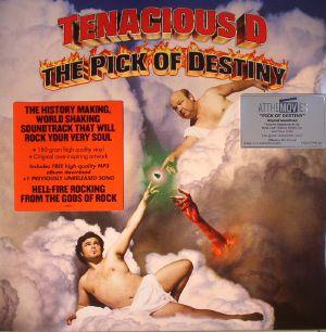 TENACIOUS D - The Pick Of Destiny (soundtrack)