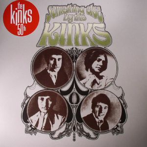 KINKS, The - Something Else By The Kinks