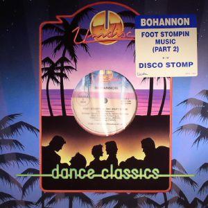 BOHANNON - Foot Stompin Music