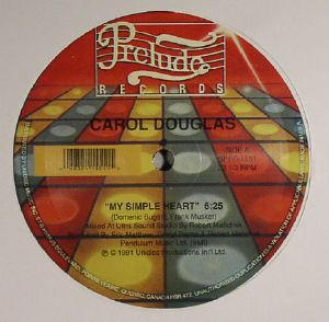 DOUGLAS, Carol/SHARON REDD - My Simple Heart