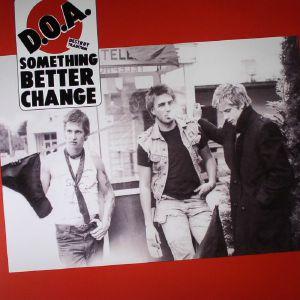 DOA - Something Better Change