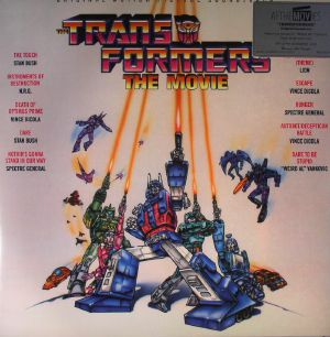 VARIOUS - Transformers (Soundtrack)