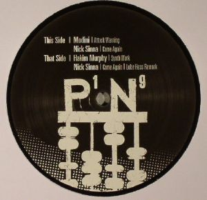 MODINI/NICK SINNA/HAKIM MURPHY - Attack Warning