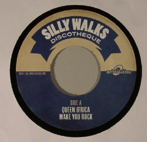 QUEEN IFRICA/SILLY WALKS DISCOTHEQUE/JR BLENDER - Make You Rock