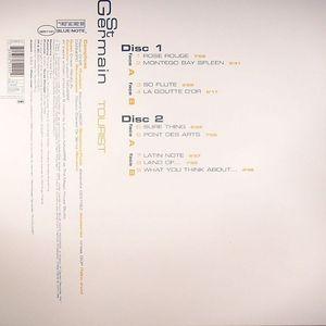 St Germain Tourist Vinyl At Juno Records