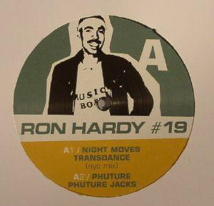 HARDY, Ron - RDY #19