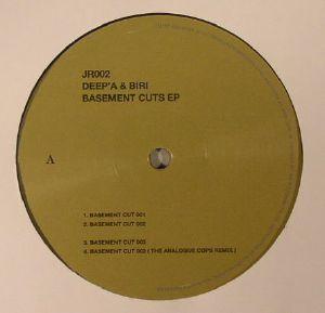 DEEP A/BIRI - Basement Cuts EP