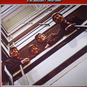 BEATLES, The - 1962 - 1966: The Red Album