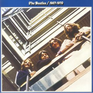 BEATLES, The - 1967-1970: The Blue Album
