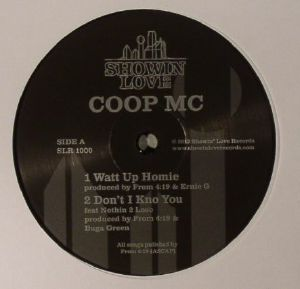 COOP MC - Watt Up Homie