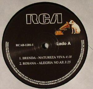 BRENDA/ROSANA/JUNIOR MENDES/SERGIO MALLANDRO - Brazilian Boogie