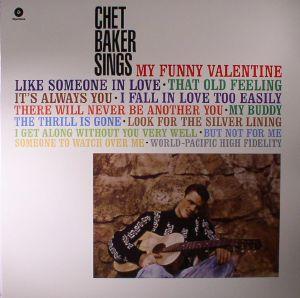 BAKER, Chet - Chet Baker Sings