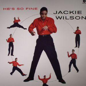 WILSON, Jackie - He's So Fine