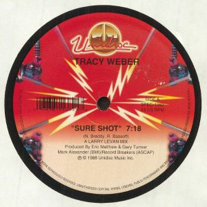 WEBER, Tracy - Sure Shot