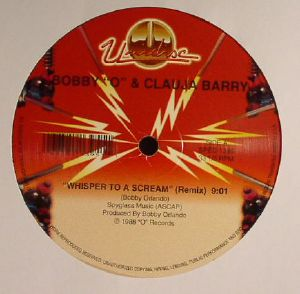 BOBBY O/CLAUDJA BARRY/FLIRTS - Whisper To A Scream