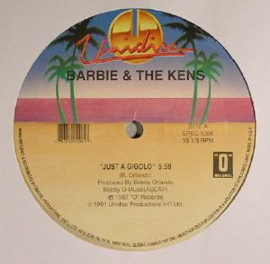 BARBIE & THE KENS/THE FLIRTS - Just A Gigolo