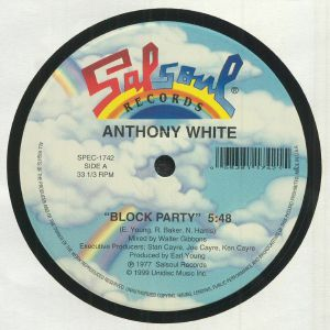 WHITE, Anthony - Block Party