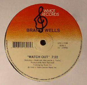 WELLS, Brandi - Watch Out