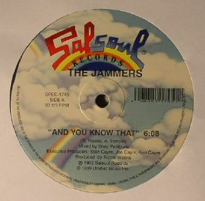 JAMMERS, The - And You Know That