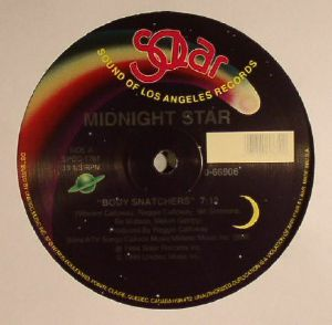 MIDNIGHT STAR - Body Snatchers