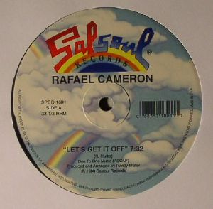 CAMERON, Rafael - Let's Get It Off