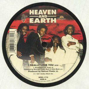 HEAVEN & EARTH/MEL BROOKS - I Really Love You