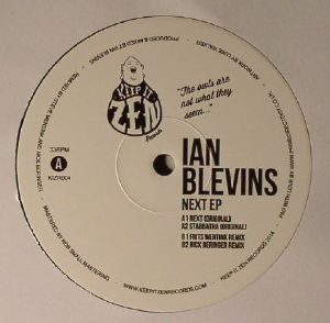 BLEVINS, Ian - Next EP