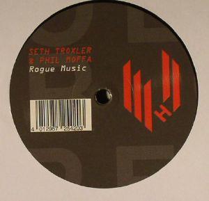 TROXLER, Seth/PHIL MOFFA - Rogue Music