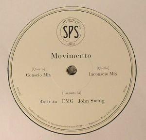 BATTISTA/EMG/JOHN SWING - Movimento