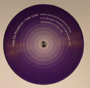 FELIX DA HOUSECAT/THEE MADKATT COURTSHIP - Free Love