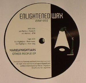 MARIEU/NIGHTJARS - Other People EP