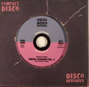 VARIOUS - Digital Deviance Vol 4