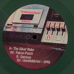 SILVER RIDER, The/FALCON PUNCH/OSMOSE/VINYLADDICTED/SMQ - Smokecloud Blend (reissue)