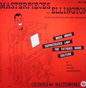 ELLINGTON, Duke & HIS ORCHESTRA - Masterpieces By Ellington (remastered)