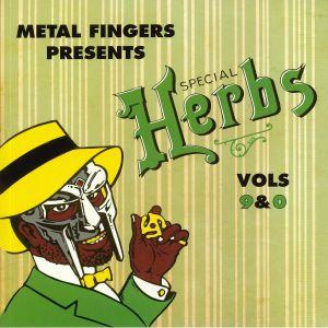 METAL FINGERS - Special Herbs Volumes 9 & 0