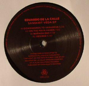 DE LA CALLE, Eduardo - Sanskrit Veda EP
