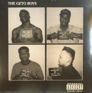 GETO BOYS, The - The Geto Boys