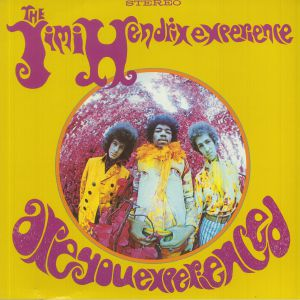 JIMI HENDRIX EXPERIENCE, The - Are You Experienced