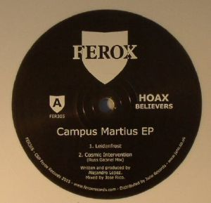 HOAX BELIEVERS - Campus Martius EP