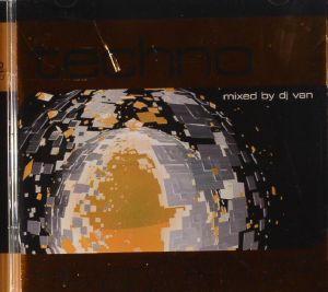 DJ VAN/VARIOUS - Techno 2015