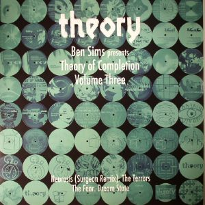 SIMS, Ben - Theory Of Completion Volume Three