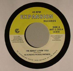 HUDSON, Al/THE SOUL PARTNERS - I'm About Lovin You