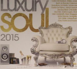 TEE, Ralph/VARIOUS - Luxury Soul 2015