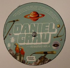 GRAU, Daniel - Reworks Vol 4