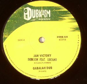 DUBKASM feat LUCIANO & TURBULENCE - Jah Victory