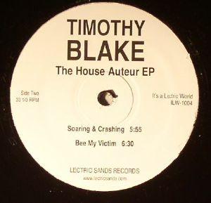 BLAKE, Timothy - The House Auteur EP