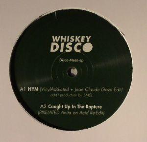 VINYLADDICTED/JEAN CLAUDE GAVRI/PIXELATED/ALKALINO/THE SILVER RIDER - Disco Meze EP
