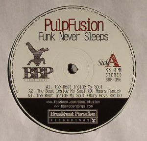 PULPFUSION/MORRIS CHESTNUT/IMAGINE THIS - Funk Never Sleeps