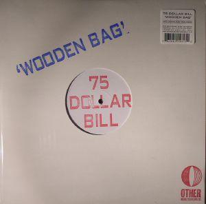 75 DOLLAR BILL - Wooden Bag